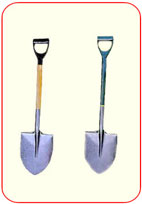 Round  Shovel  (Mouth  Shovel)
