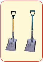 Square  Shovel  (Mouth  Shovel)