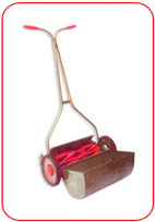 Lawn  Mover  (Side  Wheel  Type)