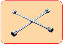 Four  Way  Wheel  Spanner (Standard Lug Wrenches)